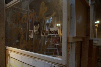 Detail / Holzfenster