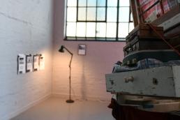 Details aus der Ausstellung.