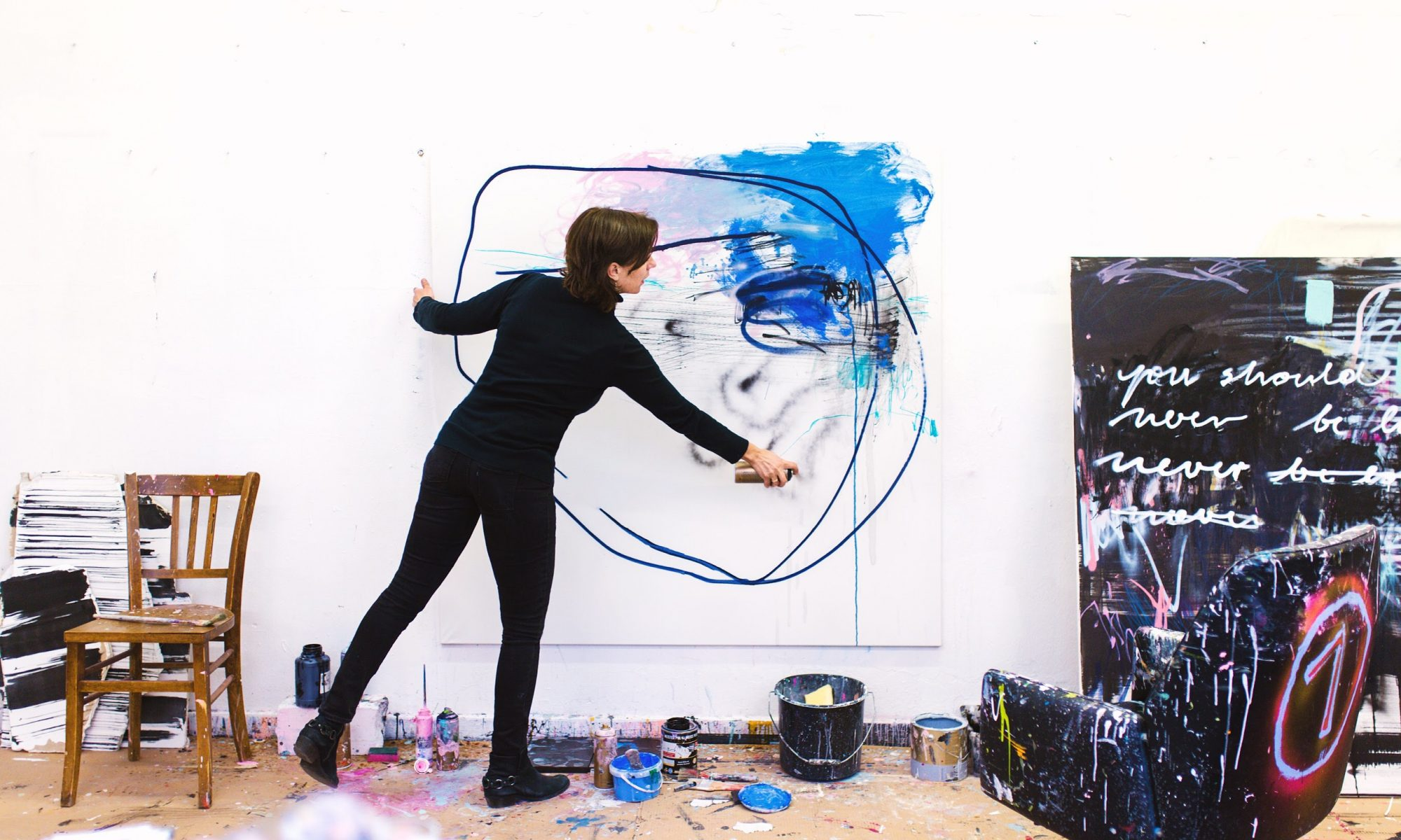 Manuela Karin Knaut / Contemporary Artist